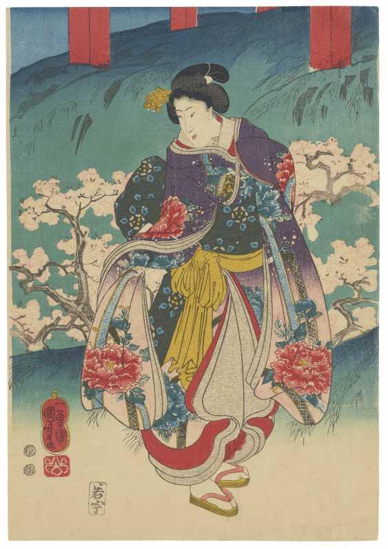 UTAGAWA KUNIYOSHI (1797-1861) - photo 1