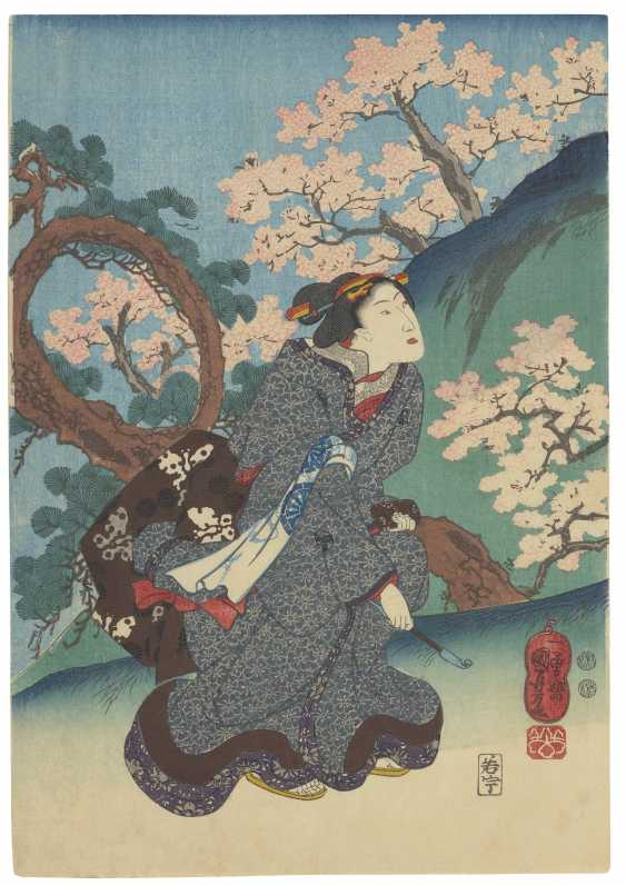 UTAGAWA KUNIYOSHI (1797-1861) - photo 3
