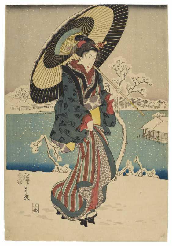 UTAGAWA HIROSHIGE (1797-1858) - photo 2