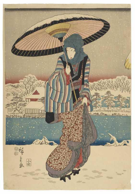 UTAGAWA HIROSHIGE (1797-1858) - photo 3