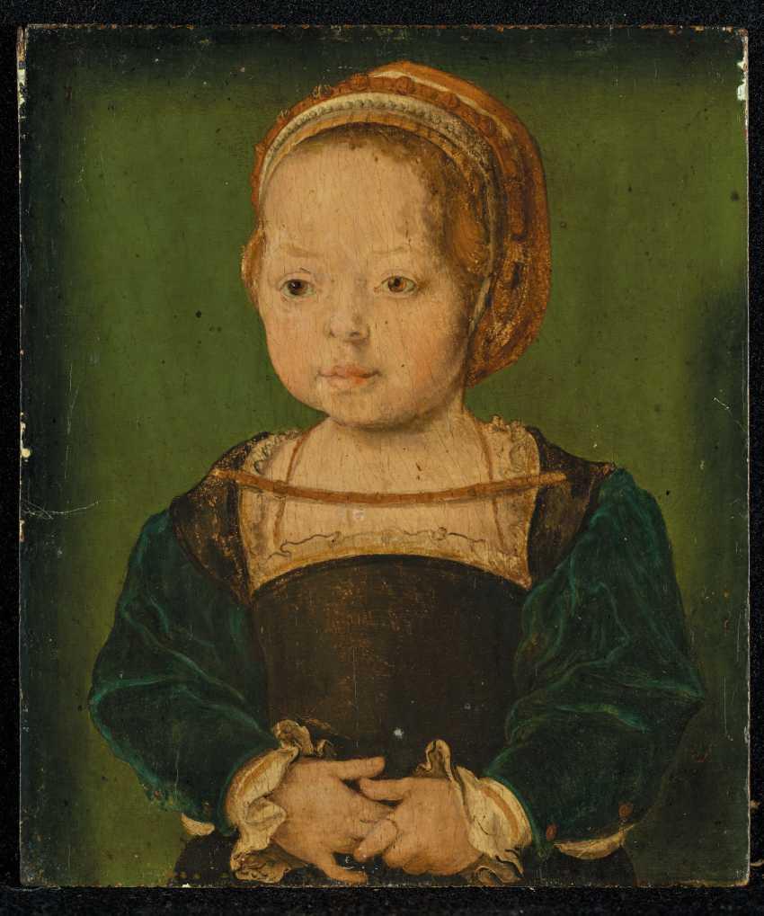 CORNEILLE DE LA HAYE DIT CORNEILLE DE LYON (LA HAYE 1500/151... - photo 1