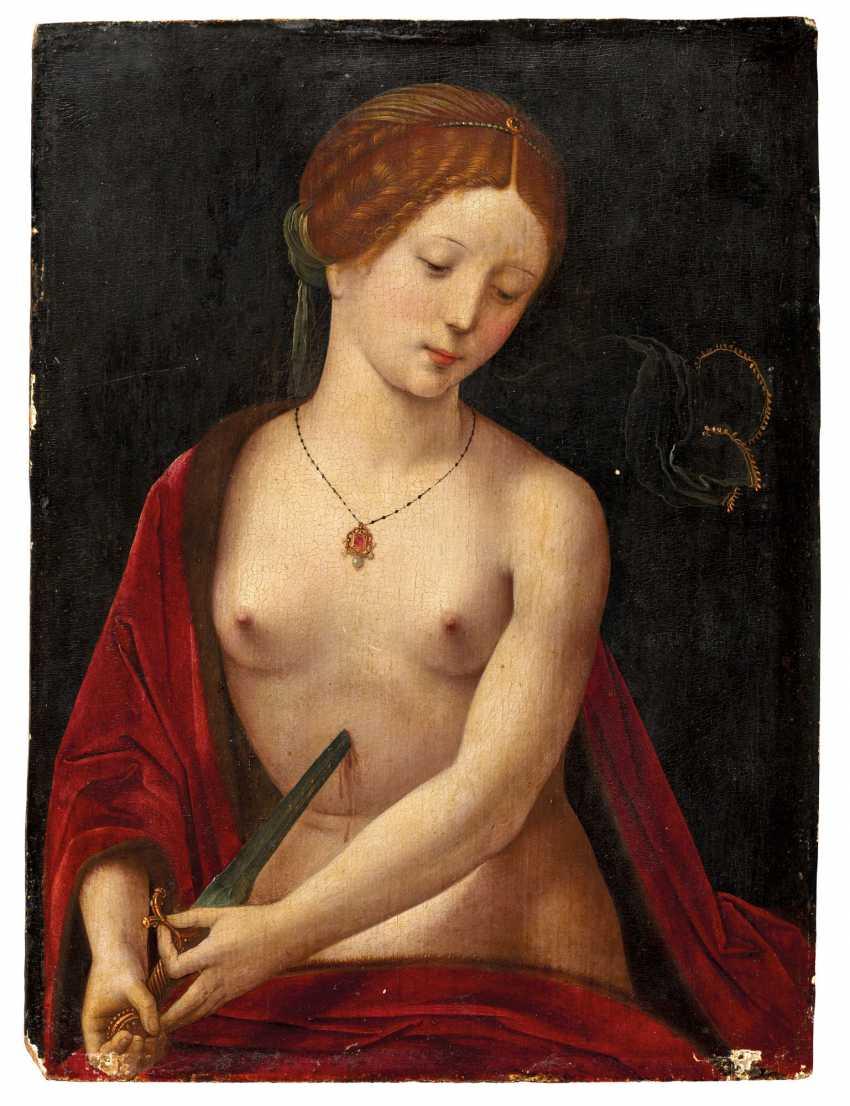 MAÎTRE DES DEMI-FIGURES (ACTIF A ANVERS ET MALINES VERS 1520... - photo 1