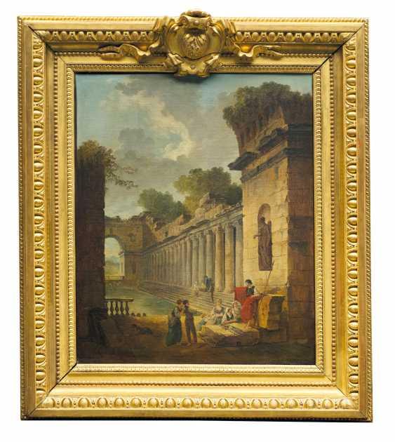 HUBERT ROBERT (PARIS 1733-1708) - photo 1