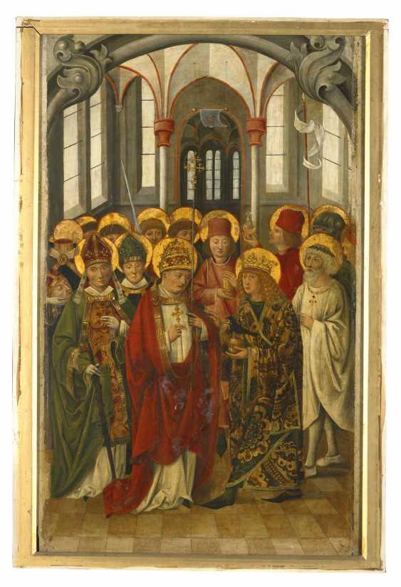 ATTRIBUÉ A GABRIEL MÄLERSSKIRCHER (VERS 1425/30 – VERS 1495 ... - photo 1