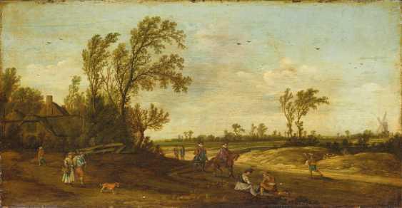 PIETER DE NEYN (LEYDE 1597-1639) - photo 1