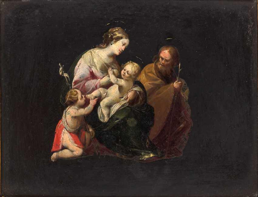 ECOLE LOMBARDE VERS 1630, SUIVEUR DE PIER FRANCESCO MAZZUCH... - photo 1