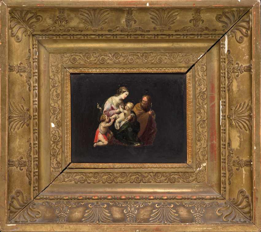 ECOLE LOMBARDE VERS 1630, SUIVEUR DE PIER FRANCESCO MAZZUCH... - photo 2