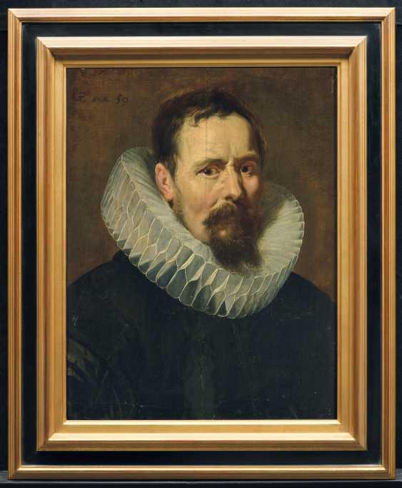 ÉCOLE ANVERSOISE VERS 1620, ENTOURAGE DE PIERRE PAUL RUBENS ... - photo 1