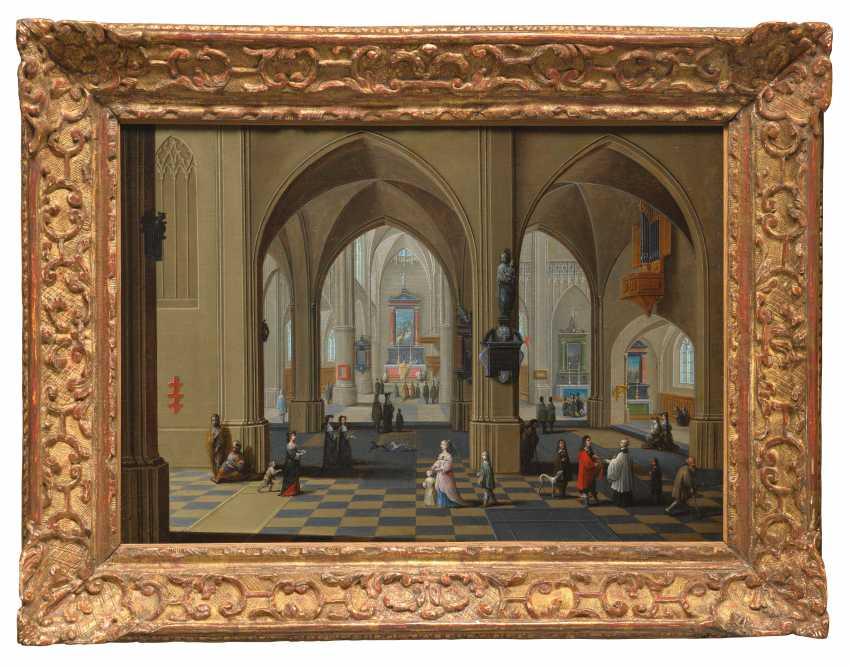 PIETER NEEFS LE VIEUX (ANVERS VERS 1570-1659) - photo 2