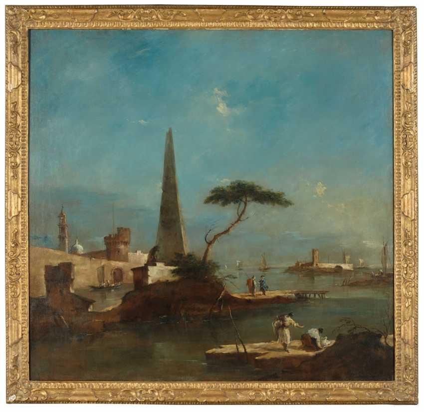 FRANCESCO GUARDI (VENISE 1712-1793) - photo 2