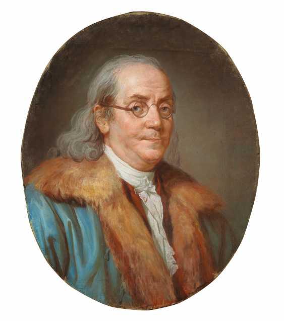 JOSEPH DUCREUX (NANCY 1735-1802 PARIS) - photo 1