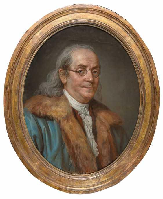 JOSEPH DUCREUX (NANCY 1735-1802 PARIS) - photo 2