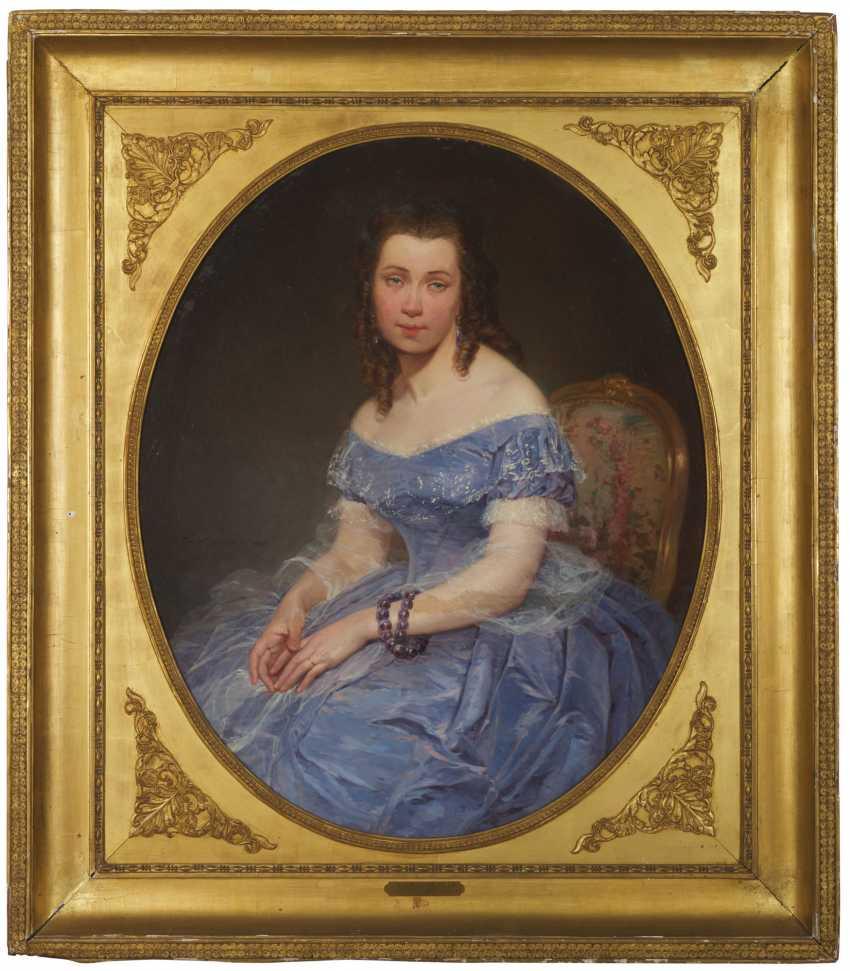 ENTOURAGE DE FRANZ XAVER WINTERHALTER (1806-1873) - photo 1
