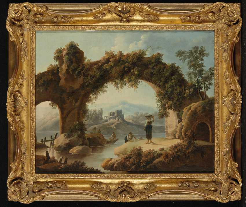 JEAN-BAPTISTE PILLEMENT (LYON 1728-1808) - photo 1