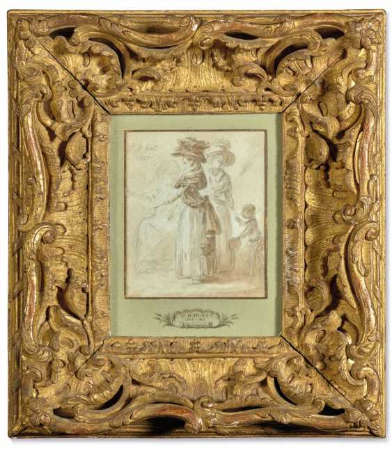 ÉCOLE FRANÇAISE VERS 1500, ANCIENNEMENT ATTRIBUÉ AU MAÎTRE À... - photo 1