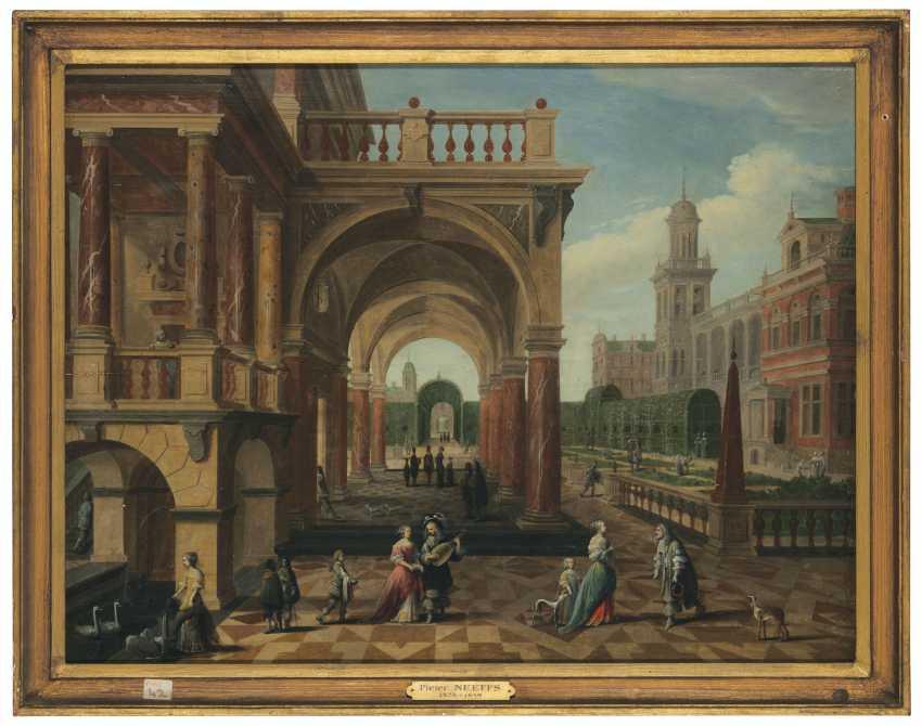 ATTRIBUÉ À JACOB BALTHASAR PEETERS (ANVERS, VERS 1655 - APRÈ... - photo 1