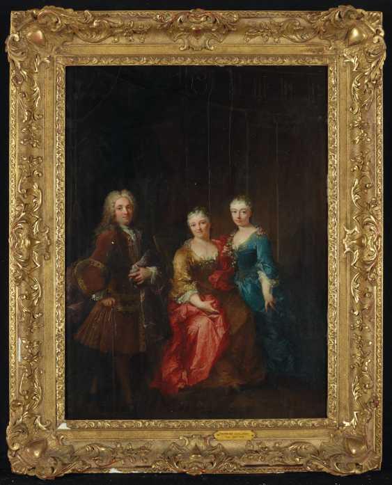 ROBERT LEVRAC-TOURNIÈRES (CAEN 1667-1752) - photo 1