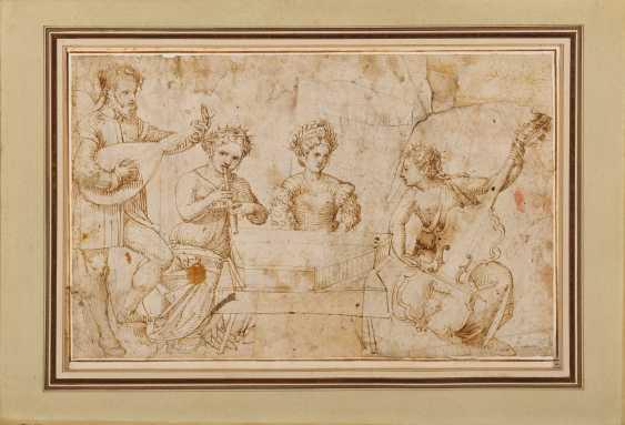 ÉCOLE ITALIENNE DU XVIE SIÈCLE - photo 1