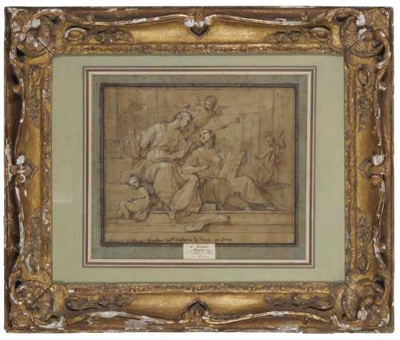 ЧАРЛЬЗ-ДЖОЗЕФ НАТИР (НОМЕС 1700-1777 КАСТЕЛЬ ГАНДОЛЬФО) - фото 1