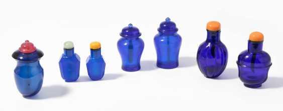 7 Glas Snuff Bottles - photo 21