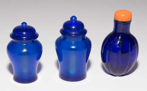 7 Glas Snuff Bottles - photo 14