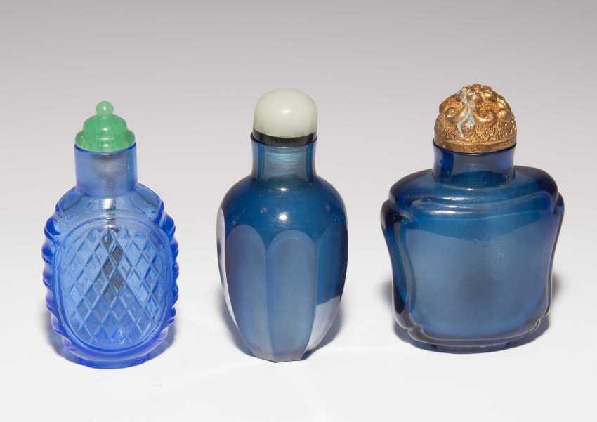 7 Glas Snuff Bottles - photo 2