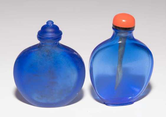 7 Glas Snuff Bottles - photo 8