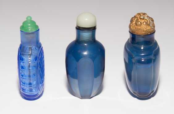 7 Glas Snuff Bottles - photo 17