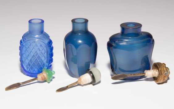 7 Glas Snuff Bottles - photo 20
