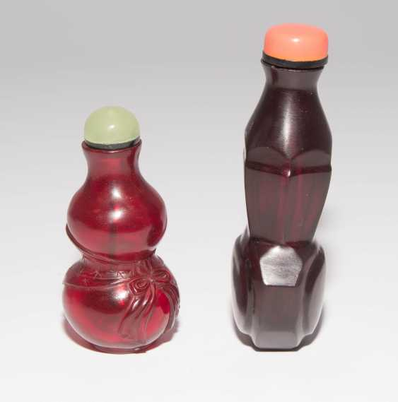 8 Snuff Bottles - photo 4