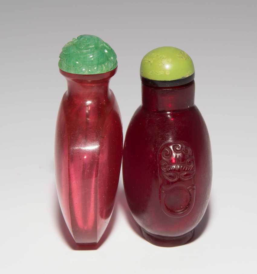 8 Snuff Bottles - photo 9