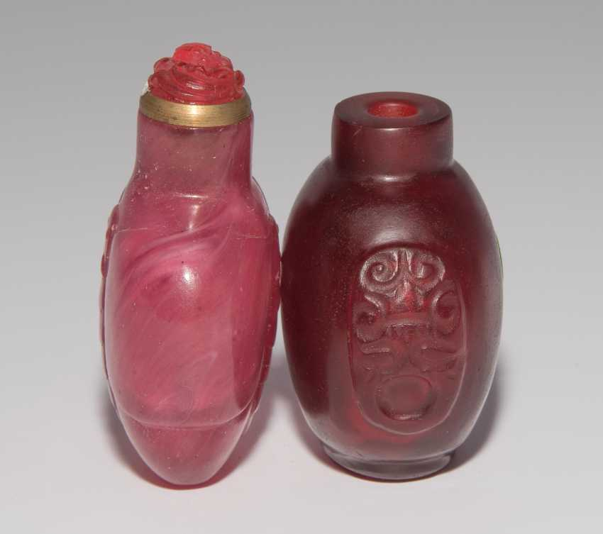 8 Snuff Bottles - photo 13