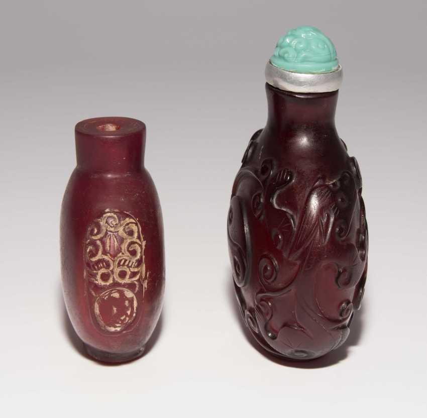 8 Snuff Bottles - photo 19