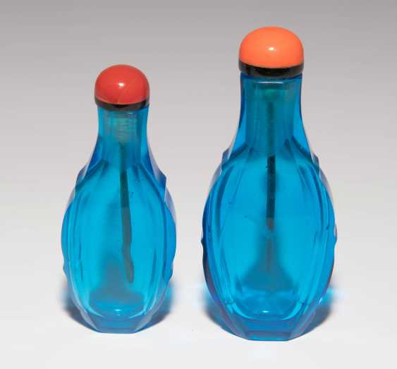 8 Glas Snuff Bottles - photo 3