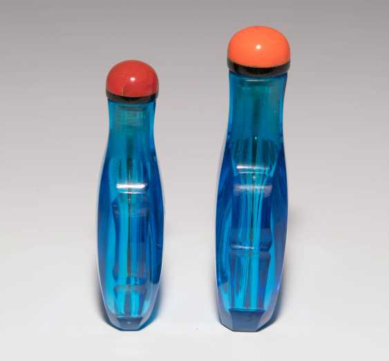 8 Glas Snuff Bottles - photo 4