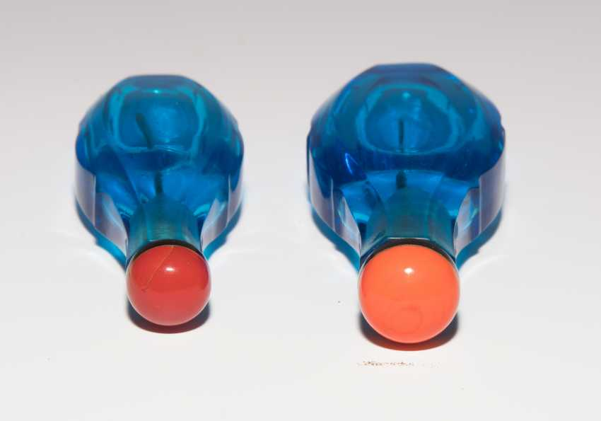 8 Glas Snuff Bottles - photo 5