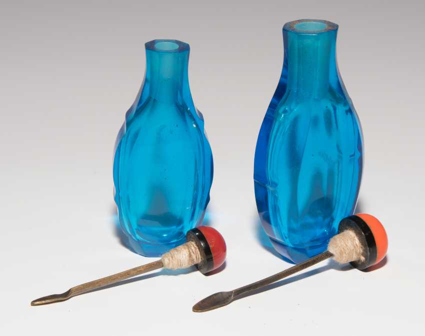 8 Glas Snuff Bottles - photo 7