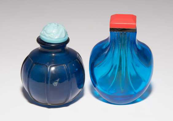 8 Glas Snuff Bottles - photo 8