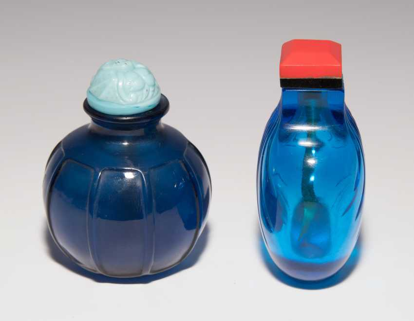8 Glas Snuff Bottles - photo 9
