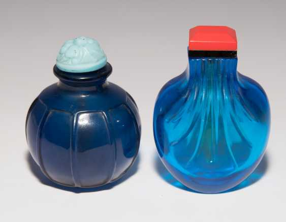 8 Glas Snuff Bottles - photo 10
