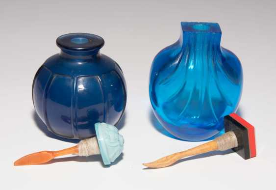 8 Glas Snuff Bottles - photo 15