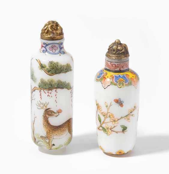 2 Snuff Bottles - photo 1