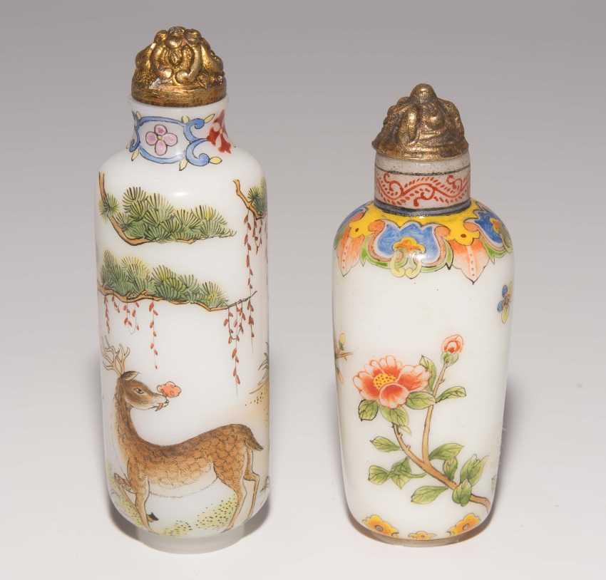 2 Snuff Bottles - photo 2
