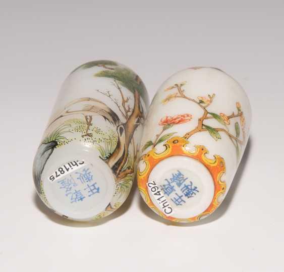 2 Snuff Bottles - photo 7