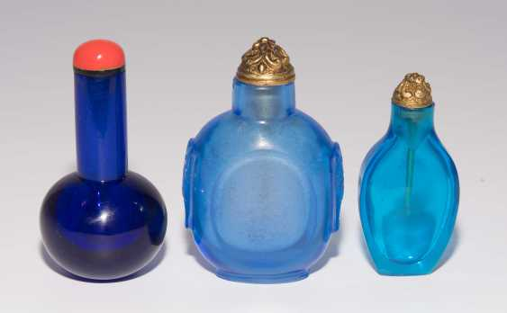 6 Glas Snuff Bottles - photo 3