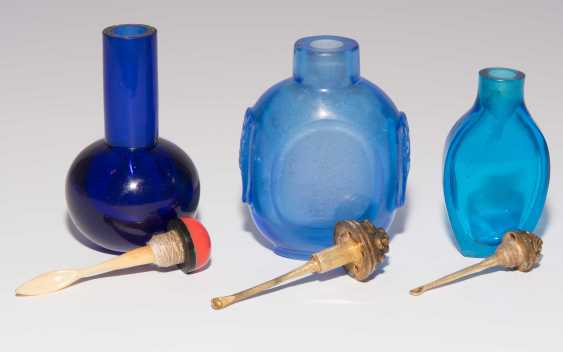 6 Glas Snuff Bottles - photo 7