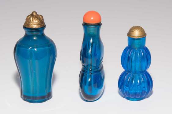 6 Glas Snuff Bottles - photo 8