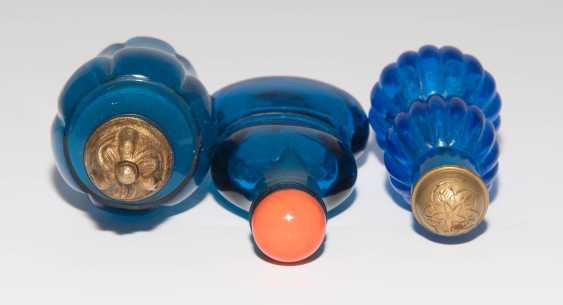 6 Glas Snuff Bottles - photo 11