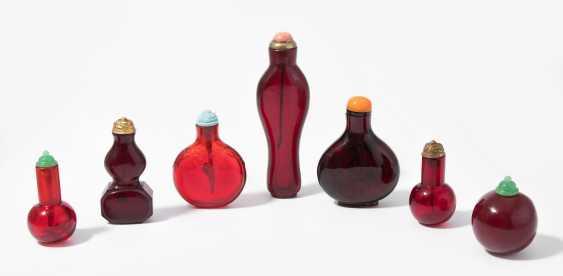 7 Snuff Bottles - photo 17