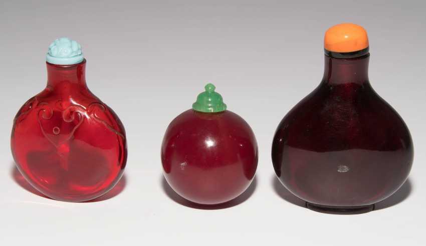 7 Snuff Bottles - photo 4